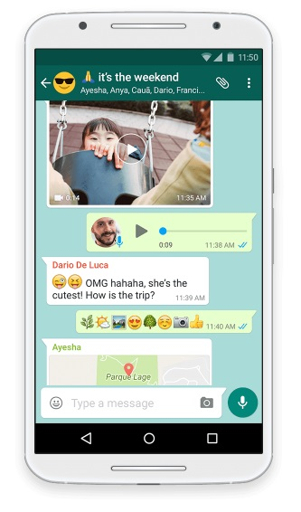 whatsapp messenger v2.16.314 Apk