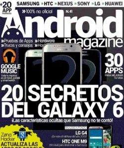 Android Magazine - Nº- 44–Agosto-2015