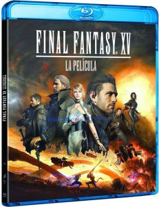 Final Fantasy XV – La Peliculwa2pc